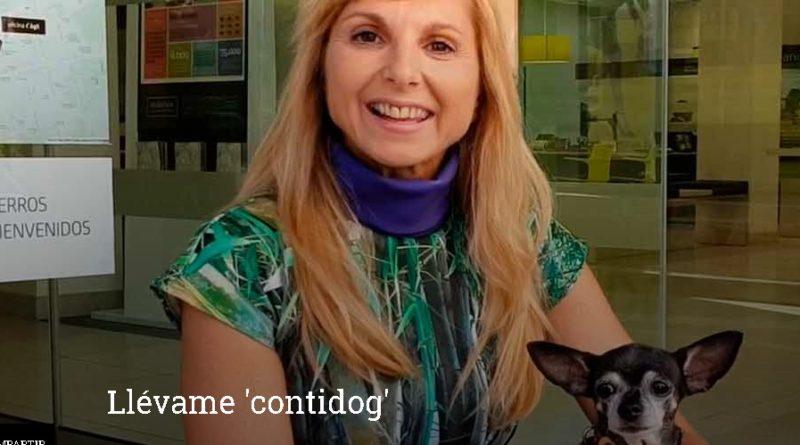 Alejandra Botto, embajadora de Perrotón España, reflexiona sobre los beneficios de tener mascotas y la necesidad de luchar contra el abandono, especialmente en verano